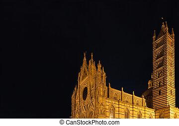Santa Maria Assunta Dome Siena - Santa Maria Assunta dome in...