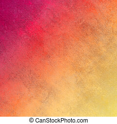 Pink and yellow canvas background
