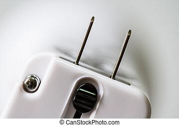 Plug abstract
