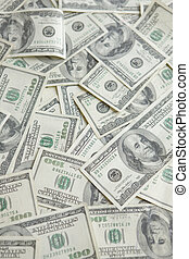 Background of Money - Money Background of One Hundred Dollar...