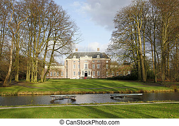 Slot zeist in the netherlands - Slot zeist and park in...