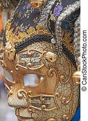mask in Venice,Italy