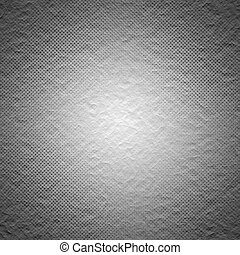 paper with bright spotlight on background texture