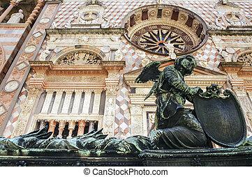 Bergamo, Cappella, Colleoni