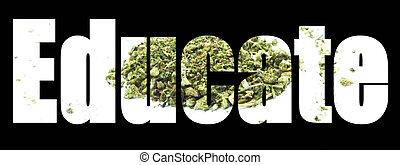 informazioni, istruire, educazione,  Marijuana