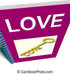 Love Book Shows Key to Affectionate Feelings