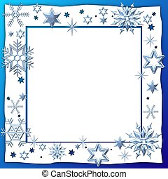 xmas frame background