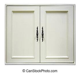 door of cupboard - beautiful white wooden door of modern...