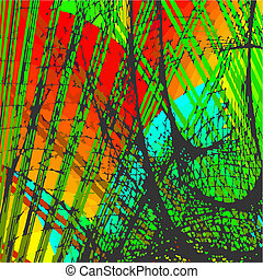 Art color cover - Creative design of art color cover