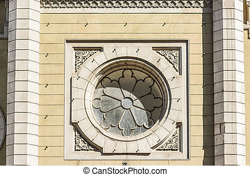 Lutheran Church Detail - Lutheran Church Architectural...