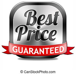 best price guaranteed - best price button low price or...