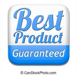 best product guaranteed - best product label stamp sticker...
