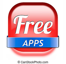 free apps gratis download of application. Icon label or...