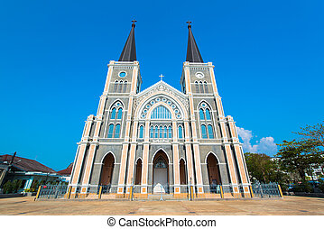 The Roman Catholic Church, Chanthaburi Province, Thailand