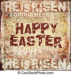 Pascua, feliz