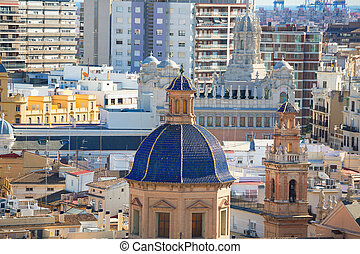 Valencia Santo Tomaacute;s church San Felipe Neri at Spain -...