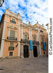 Valencia Palau Marques de Campo city museum Spain - Valencia...