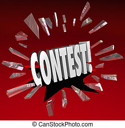Contest 3D Word Grand Prize Drawing Announcement News -...