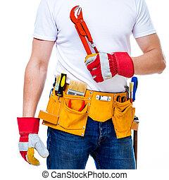 工具, 藏品, 腰帶