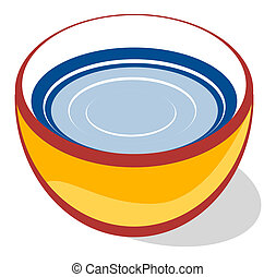 Soup Bowl - Bowl of Soup