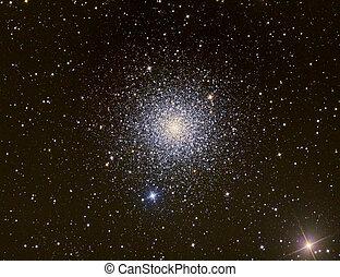 M3, estrela, cacho