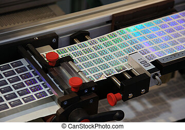 Holographic Labels - Automatic Machine Control Of...