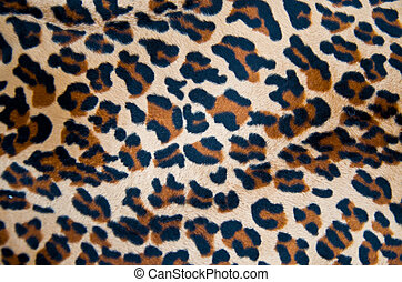 Fabric tiger skin background - fabric tiger skin background