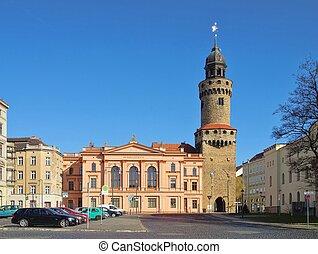 Goerlitz Reichenbachtower