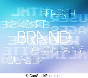 Brand Tag Cloud