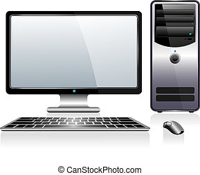 Terminal computer Vector Clip Art EPS Images. 1,003 ...