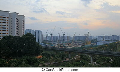 Singapore Public Housing Estate - Singapore Public Housing...