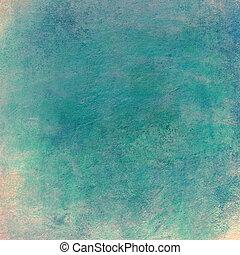 Turquoise stone background