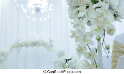 Decor wedding ceremony