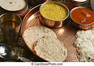Bhakri a flatbread made of Jowar from Gujarat - Bhakri is a...