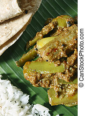 Eggplant Podi Curry/Powdered EggPlant(brinjal) Curry -...