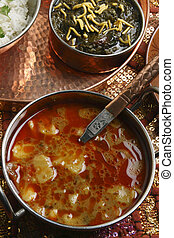 Khatta Alu a potato curry from Gujarat - Khatta Alu is a...