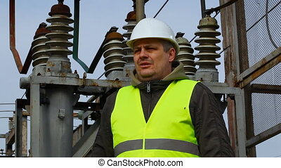 Electrical Engineer in the electric substation episode 1