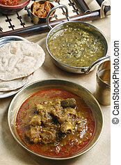 Pakku Mutton curry - A typical mutton curry of Sikkim. -...