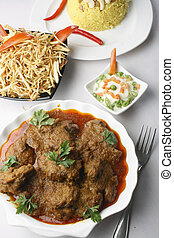 Kochi Panther curry -A Bengali dish - Kochi Panther curry -...