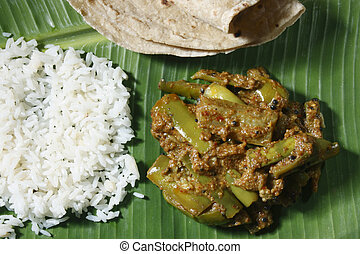 Eggplant Podi CurryPowdered EggPlant Curry - EggplantBrinjal...