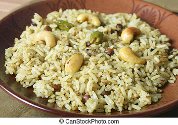 Puli sadam is rice based dish from Tamilnadu - : Puli sadam...