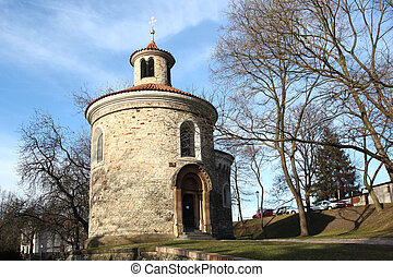 Rotunda of Saint Martin Vysehrad - Rotunda of Saint Martin...