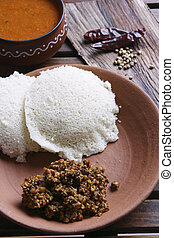 Idli Molagapodi from Tamil Nadu - Idly Mlagapodi is a...