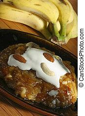 Moz ka Meetha(Banana Sweet) A dish from Hyderabad - Moz ka...