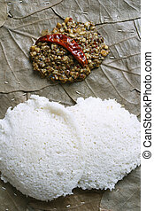 Idli Molagapodi is a powder based dish - Idly Mlagapodi is a...