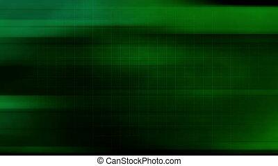 Soft Flowing Green Loop R4646
