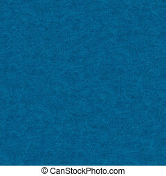 Seamless Tileable Texture of Blue Leather Surface - Blue...