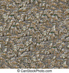 Rocky Surface Seamless Tileable Texture