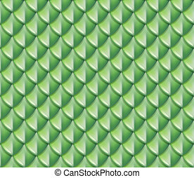 Lizard print seamless pattern - A lizard or snake skin...