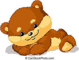cute Bear - Illustration of cute Bear